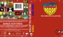Aqua Teen Hunger Force: The Complete Collection (Season 1-11+Movie) R1 Custom Blu-Ray Cover