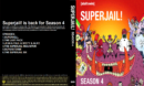 Superjail Season 4 (2017) R1 Custom DVD Cover