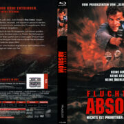 Flucht aus Absolom (1994) R2 German Blu-Ray Custom Cover & Label
