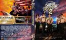 Super Troopers 2 (2018) R1 Custom DVD Cover