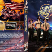 Super Troopers 2 (2018) R1 Custom DVD Cover