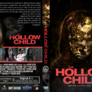The Hollow Child (2018) R1 Custom DVD Cover