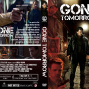 Gone Tomorrow (2017) R1 Custom DVD Cover
