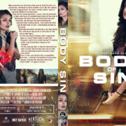 Body Of Sin (2018) R1 Custom DVD Cover