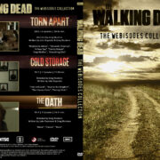 Walking dead webisods (2011-2013) R1 Custom SLIM DVD Cover