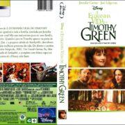 A Estranha Vida de Timothy Green (2012) Spanish Blu-Ray Cover