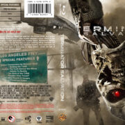 Terminator Salvation (2009) R1 Custom Blu-Ray Cover