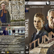 The Tunnel – Series 3 (2018) R1 Custom DVD Cover & Labels
