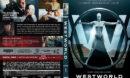 Westworld: Season 1 (2016) R1 Custom DVD Covers