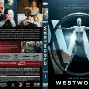 Westworld: Season 1 (2016) R1 Custom DVD Covers