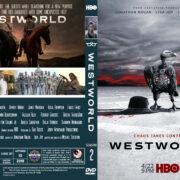 Westworld: Season 2 (2018) R1 Custom DVD Covers