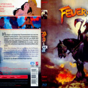 Feuer und Eis (1983) R2 German Blu-Ray Covers