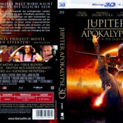 Die Jupiter Apocalypse (2015) R2 German Blu-Ray Covers