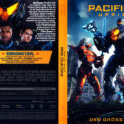 Pacific Rim – Uprising (2018) R2 German Blu-Ray Covers