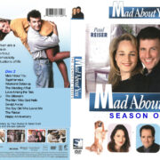 Mad About You Seasons 1-7 DVD Covers