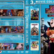 Hotel Transylvania Collection (2012-2018) R1 Custom DVD Cover