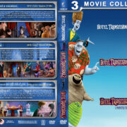 Hotel Transylvania Triple Feature (2012-2018) R1 Custom DVD Cover