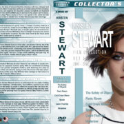 Kristen Stewart Film Collection – Set 1 (2001-2004) R1 Custom DVD Covers