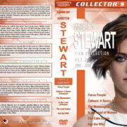 Kristen Stewart Film Collection – Set 2 (2005-2007) R1 Custom DVD Covers