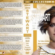 Kristen Stewart Film Collection – Set 3 (2008-2009) R1 Custom DVD Covers