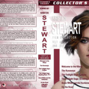 Kristen Stewart Film Collection – Set 4 (2010-2012) R1 Custom DVD Covers