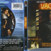 Vacancy (2007) R1 Blu-Ray Cover & Label