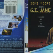 G.I. Jane (2007) R1 Blu-Ray Cover & Label