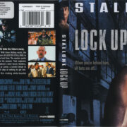 Lock Up (1989) R1 Blu-Ray Cover & Label