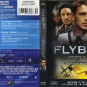 Flyboys (2006) R1 Blu-Ray Cover & Label