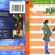 Juno (2007) R1 Blu-Ray Cover & Labels