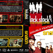 Lock, Stock & Two Smoking Barrels / Snatch Double Feature (1998-2010) R1 Custom Blu-Ray Cover