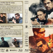 Sicario Double Feature (2015-2018) R1 Custom Blu-Ray Cover