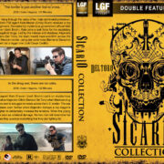 Sicario Collection (2015-2018) R1 Custom DVD Cover