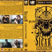 Sicario Collection (2015-2018) R1 Custom DVD Cover