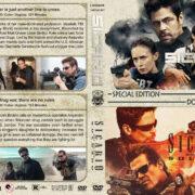 Sicario Double Feature (2015-2018) R1 Custom DVD Cover