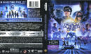 Ready Player One (2018) R1 4K UHD Cover & Labels