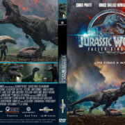 Jurassic World: Fallen Kingdom (2018) R1 Custom DVD Covers