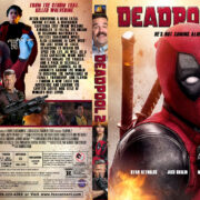 Deadpool 2 (2018) R1 Custom DVD Cover