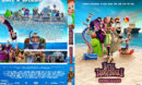 Hotel Transylvania 3: Summer Vacation (2018) R1 Custom DVD Covers