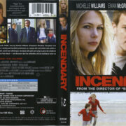 Incendiary (2009) R1 Blu-Ray Cover & Label