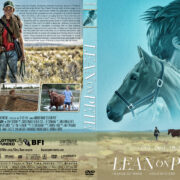 Lean on Pete (2017) R1 Custom DVD Cover & Label