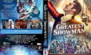 The Greatest Showman (2017) R1 Custom DVD Cover