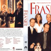 Frasier: Season 5 (1997) R1 DVD Cover