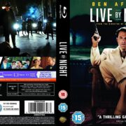 Live By Night (2017) R2 Blu-Ray Cover