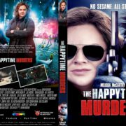 The Happytime Murders (2018) R1 CUSTOM DVD Cover & Label