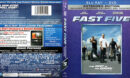 Fast Five (2011) R1 Blu-Ray Cover