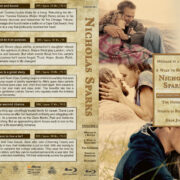 Nicholas Sparks Movie Collection – Volume 1 (1999-2010) R1 Custom Blu-Ray Cover