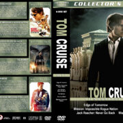 Tom Cruise Filmography – Set 7 (2014-2018) R1 Custom DVD Covers
