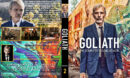 Goliath - Season 2 (2018) R1 Custom DVD Cover & Labels