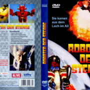 Roboter der Sterne (2010) R2 German DVD Covers